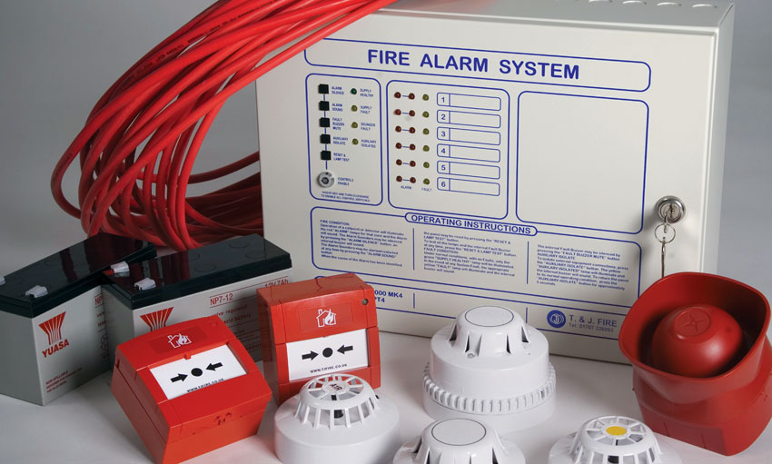 Benefits and Advantages of Installing a Fire Alarm